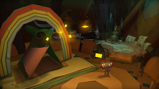 17 Weird Things You Didn't Know about Tearaway