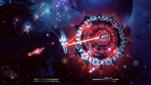 Dead Star: Multiplayer Space Madness on PS4