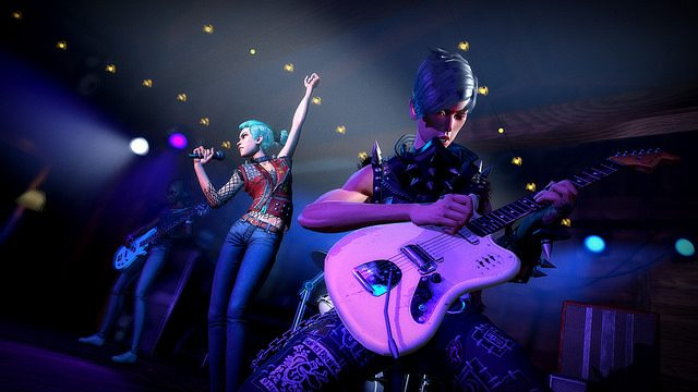 Rock Band 4 Launches on PS4 Tomorrow