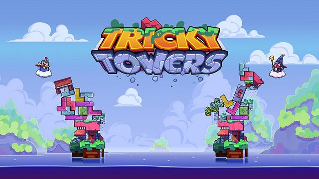 Introducing Tricky Towers on PS4