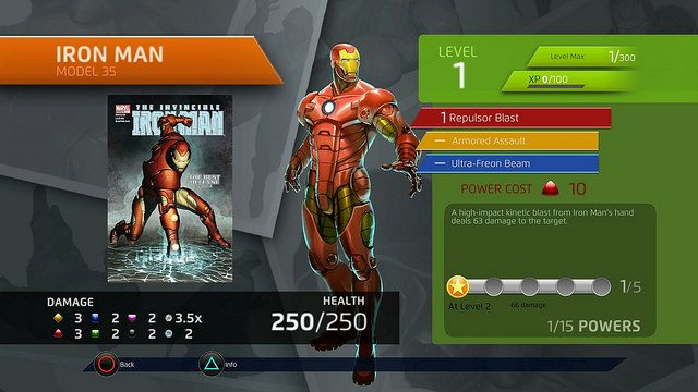 Marvel Puzzle Quest Out Today on PS4, PS3