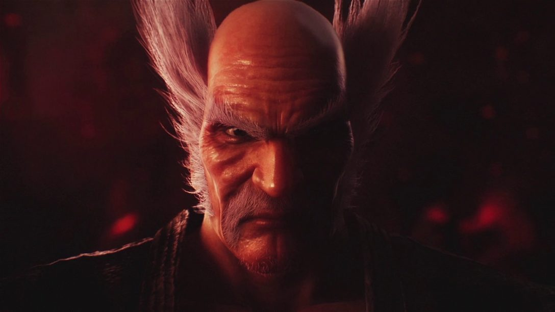 Tekken 7 Announced for PS4