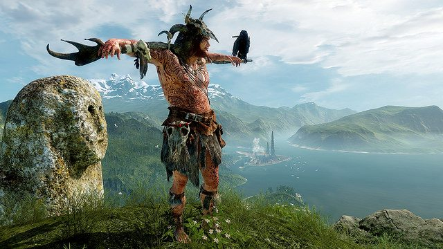 Wild on PS4 is an Open-World Game with Startling Possibility