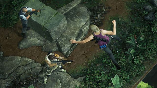 Learning the Ropes in Uncharted 4: A Thief's End Multiplayer