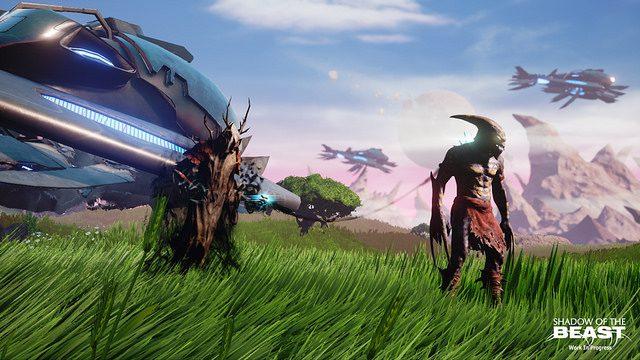 Shadow of the Beast Update, New Trailer From Paris Games Week