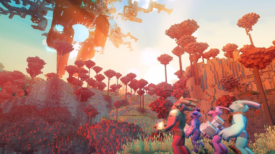 Open-world Universe Boundless Coming to PS4