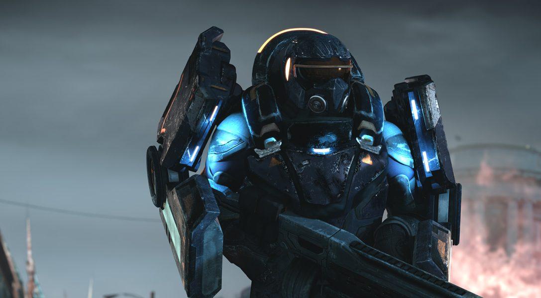 New Alienation trailer debuts at Paris Games Week