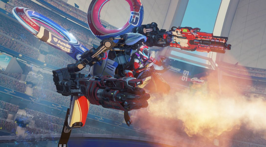 New RIGS Mechanized Combat League video: how Guerrilla Cambridge is creating a VR FPS