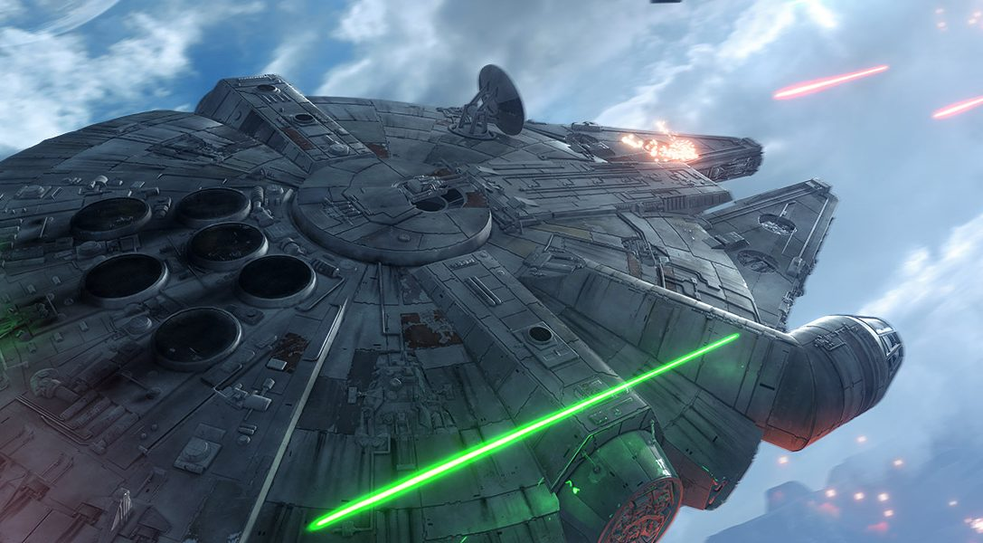 Star Wars Battlefront PS4 beta: All your questions answered