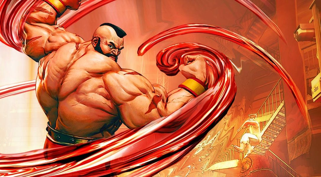Zangief Joins The Street Fighter V Roster Watch The Trailer