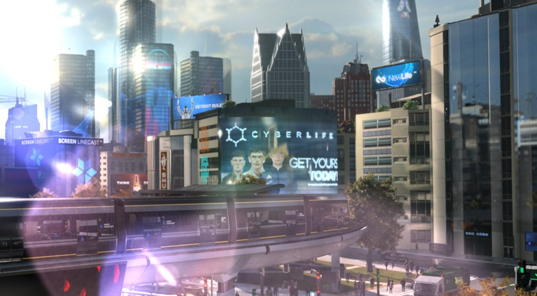Introducing Detroit, the new PS4 game from Quantic Dream