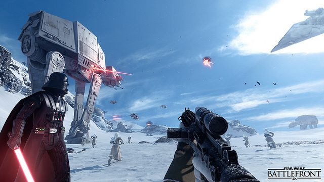 Star Wars Battlefront: Creating the Iconic Hoth Maps