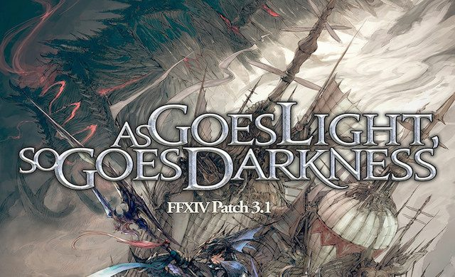 Final Fantasy XIV: New Quests Arrive Today in Patch 3.1