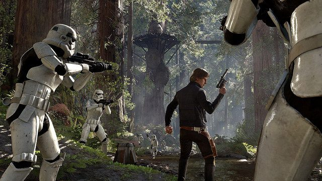 Star Wars Battlefront: Final PS4 Hands On
