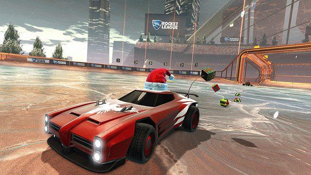 Rocket League: Winter Games Event Begins December 14