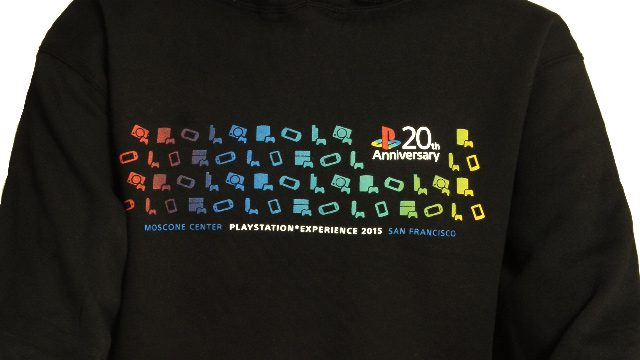 Get Exclusive Gear at PlayStation Experience