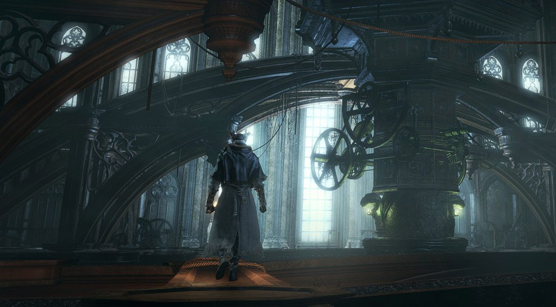 How to access Bloodborne: The Old Hunters expansion