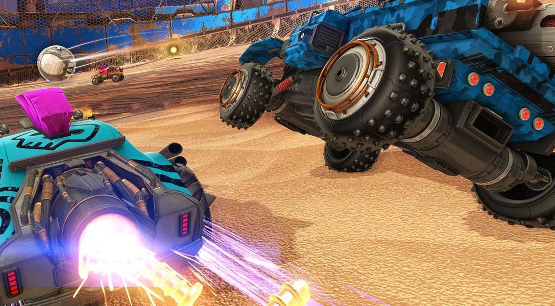 Rocket League: Chaos Run DLC coming this December