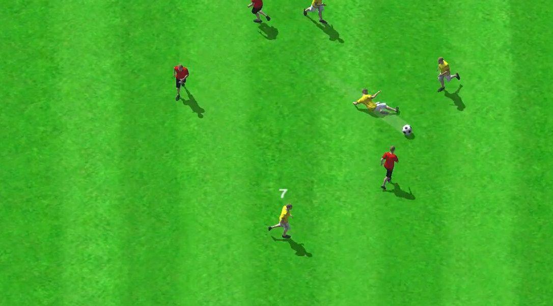 Sociable Soccer, the spiritual successor to Sensible Soccer, hits Kickstarter today