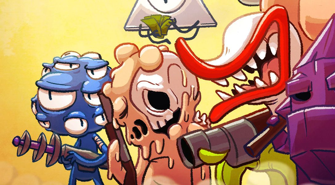 How Nuclear Throne on PS3, PS4 & PS Vita aims to be mean, fun and never unfair