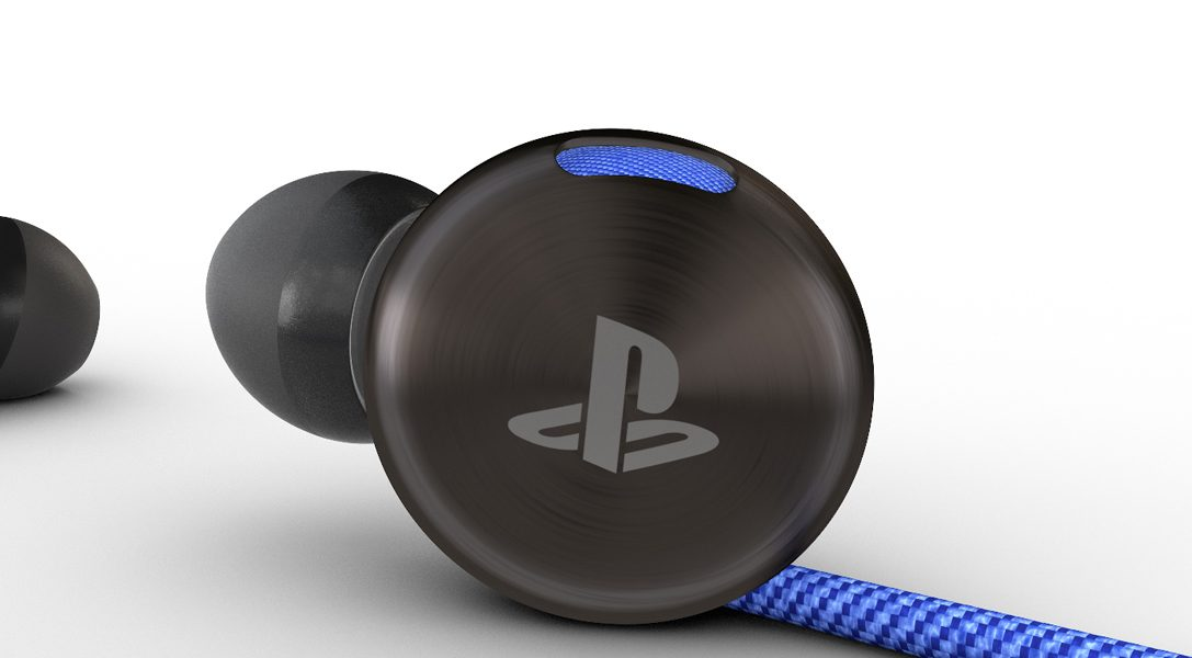 New In-ear Stereo Headset for PS4 launches this December