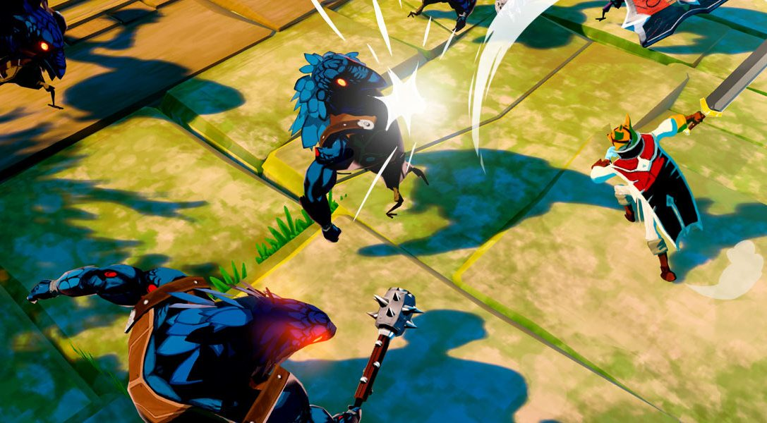 Take a closer look at RPG Stories: The Path of Destinies in new trailer