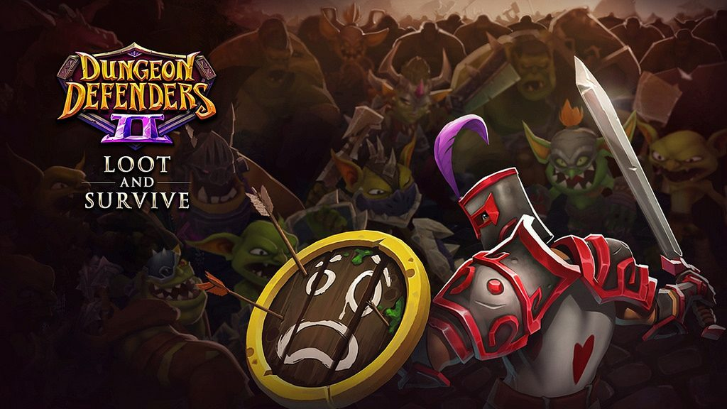 Dungeon Defenders II Loot & Survive Update Out Now on PS4