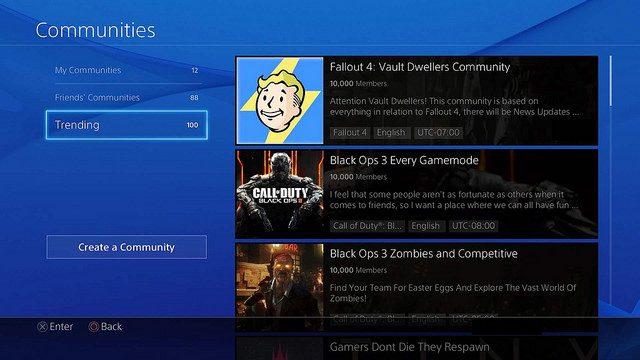 Development Diary: Building Communities on PS4