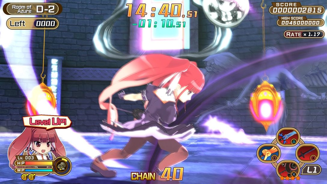 Croixleur Sigma Coming to PS4 This Month With New Features
