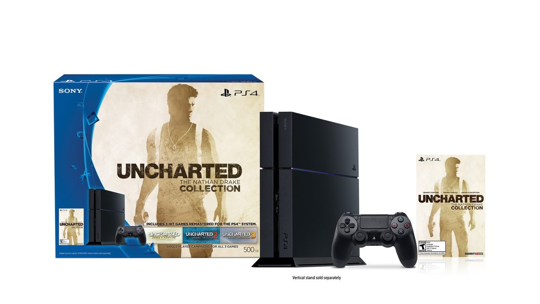 Two PS4 Bundles Just $299.99 Each Starting December 6th