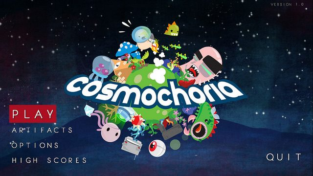 Cosmochoria Coming to PS4 Next Year