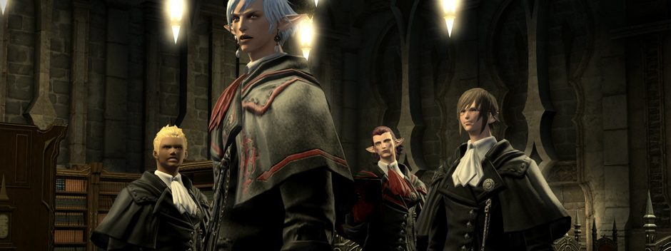 The latest Final Fantasy XIV patch is here – along with a free 96 hour log-in