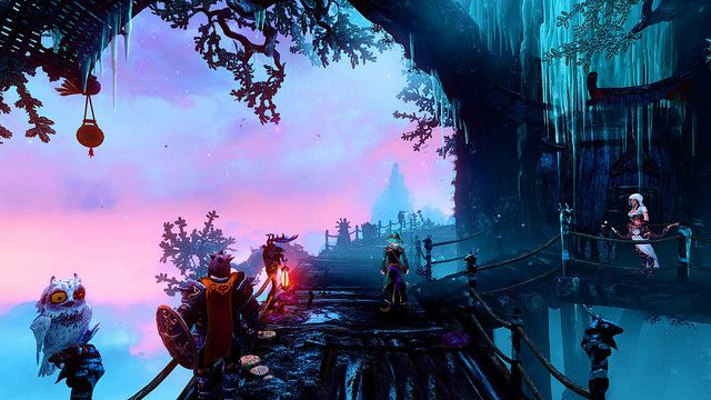 Trine 3: The Artifacts of Power Launches December 22nd on PS4