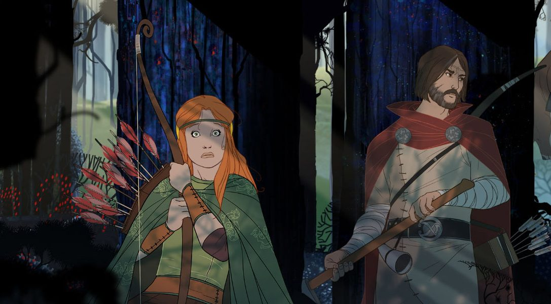Strategy RPG The Banner Saga launches on PS4 in January 2016