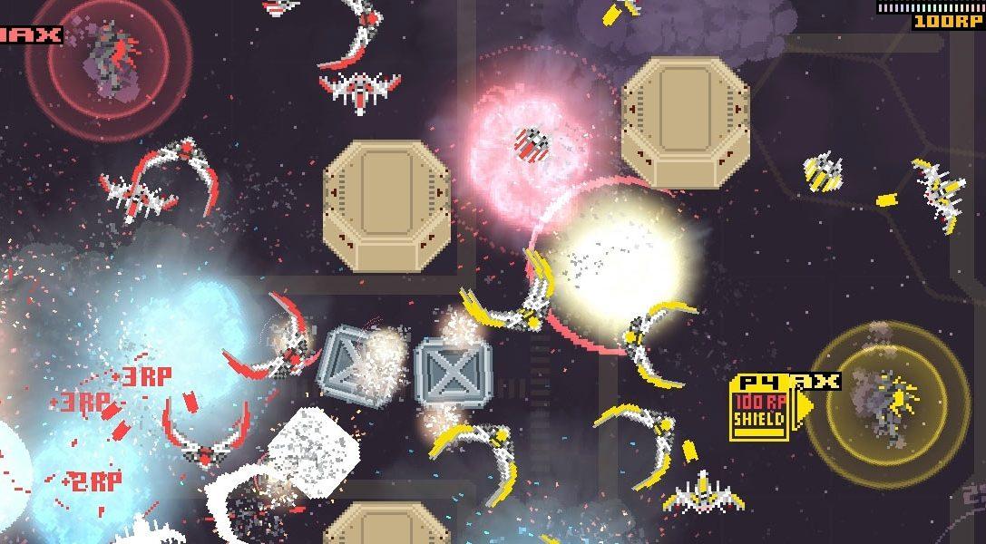 Stardust Vanguards blasts onto PS4 next month