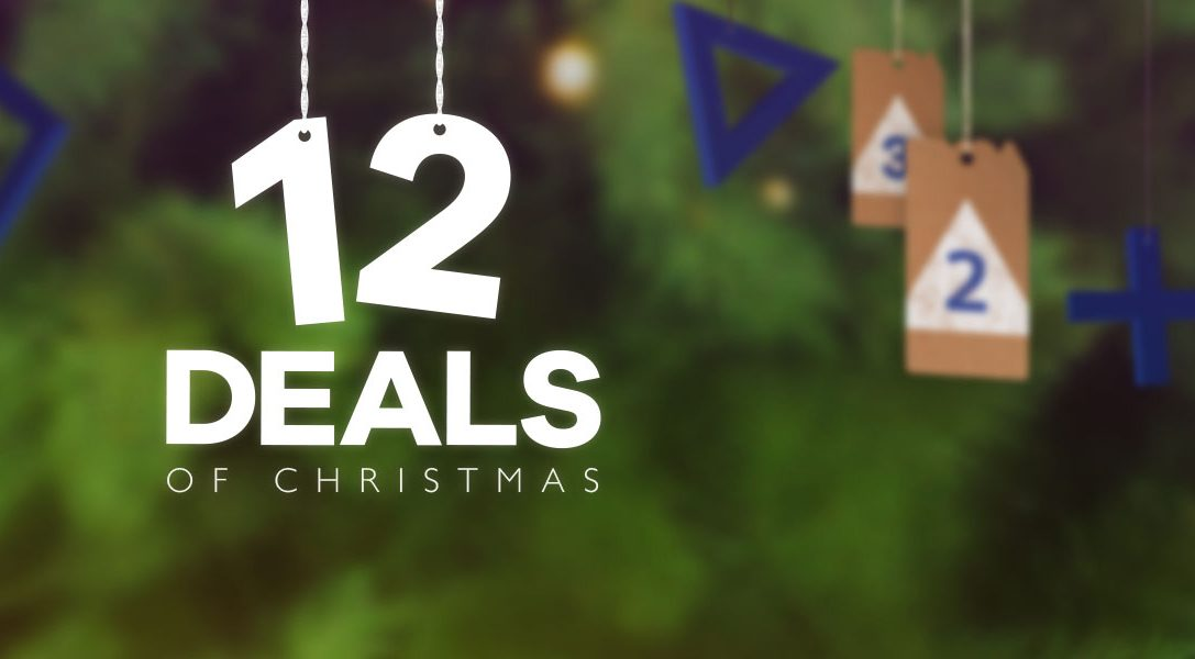 The 12 deals of Christmas – #6