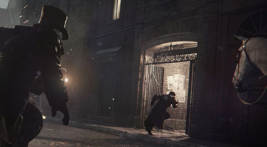 New Assassin's Creed Syndicate trailer shows Jack the Ripper DLC in action