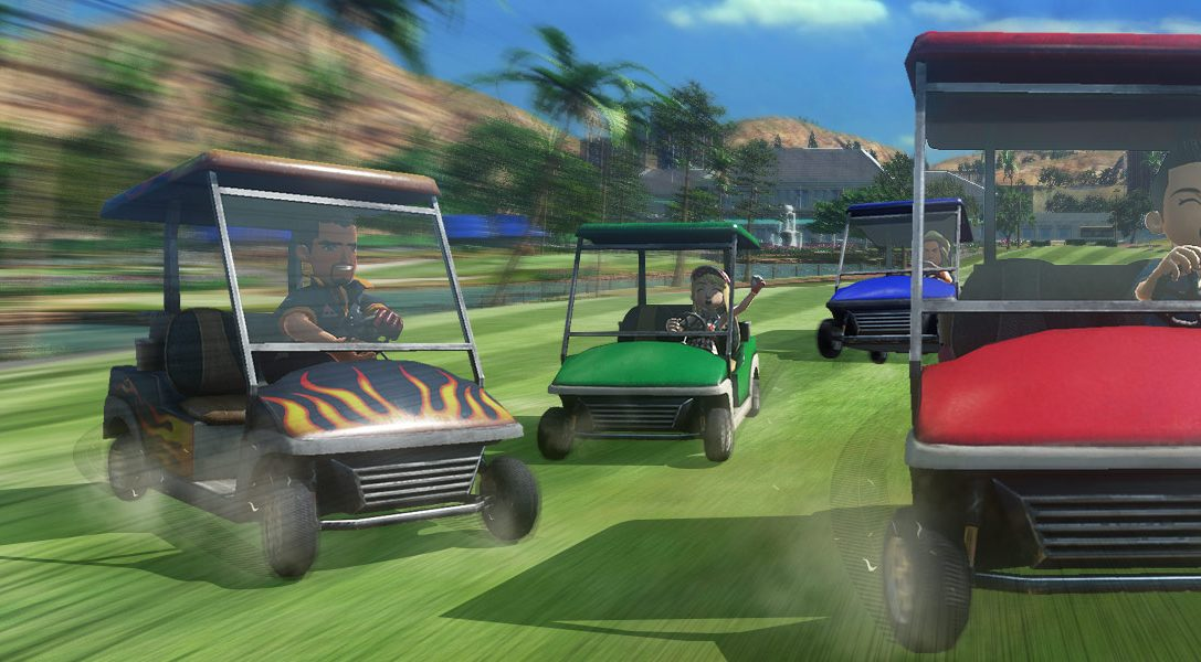 New Everybody's Golf announced for PS4