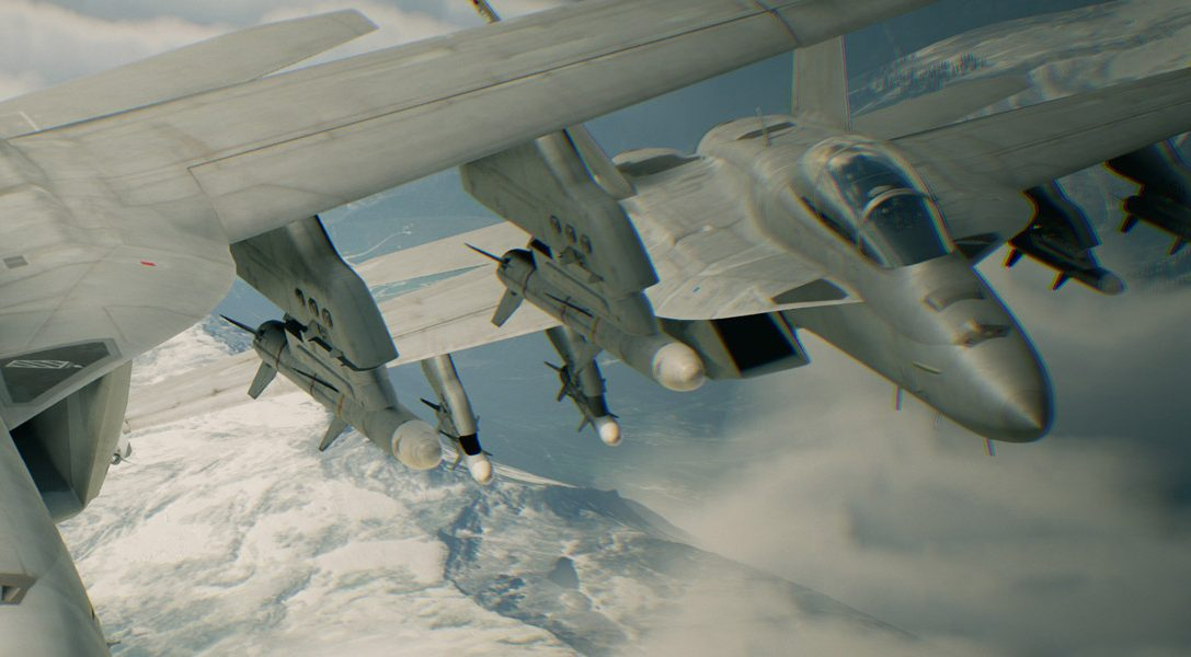 Ace Combat 7 announced for PS4 and PlayStation VR