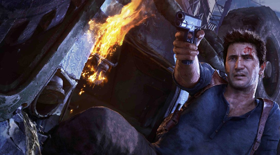 New Uncharted 4 cinematic trailer revealed at The Game Awards 2015