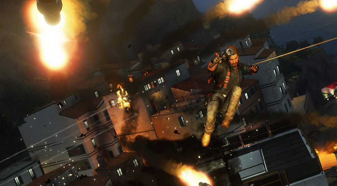 New on PlayStation Store this week: Just Cause 3, Rainbow Six Siege, more
