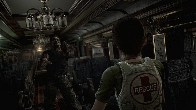 Resident Evil 0 Out Today on PS4, PS3