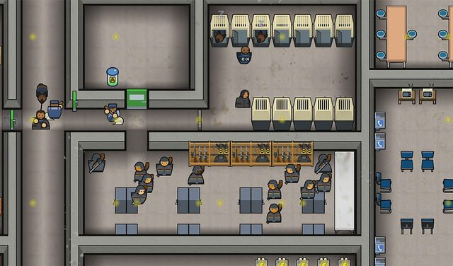 Prison Architect Coming to PS4 This Spring