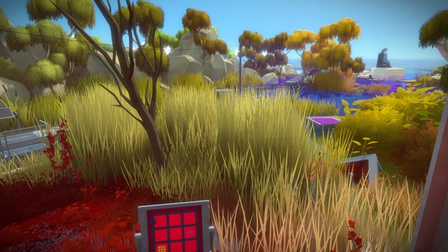 The Witness is Out Now on PS4