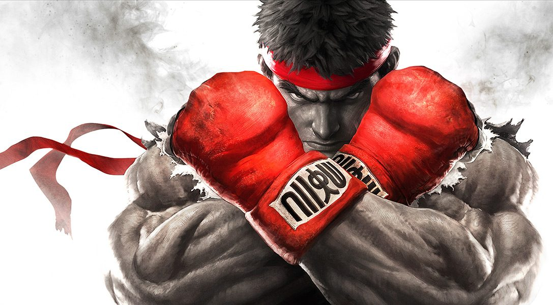 Street Fighter V PS4 bundle announced