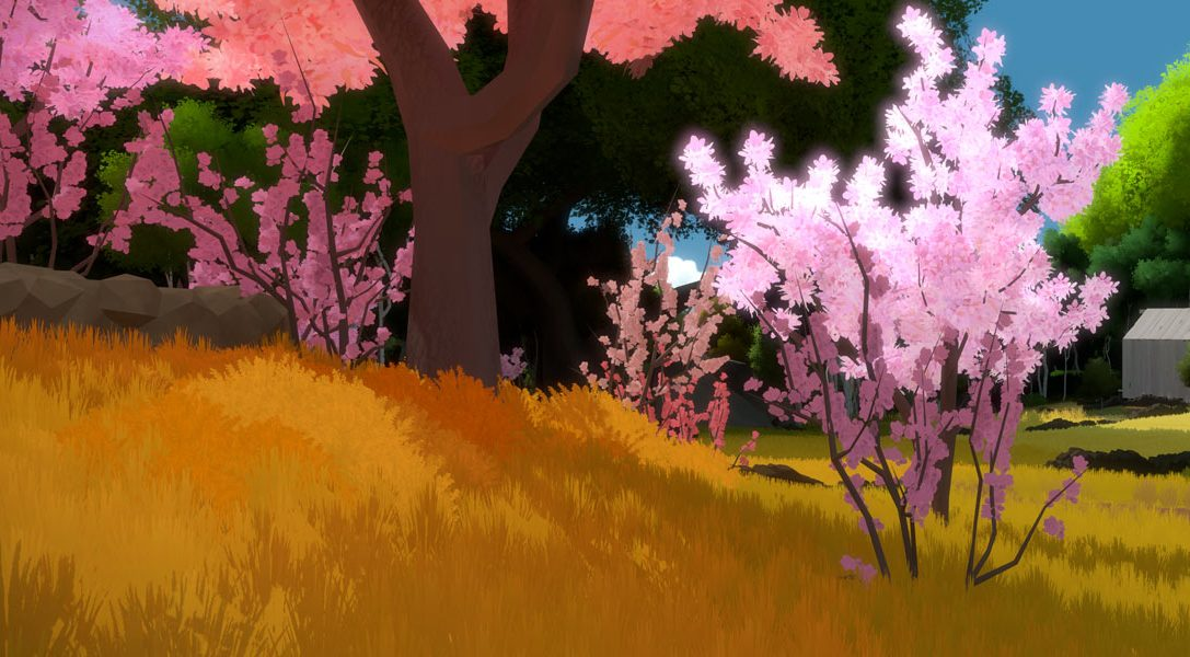 Meet the voice cast for Jonathan Blow's PS4 adventure The Witness