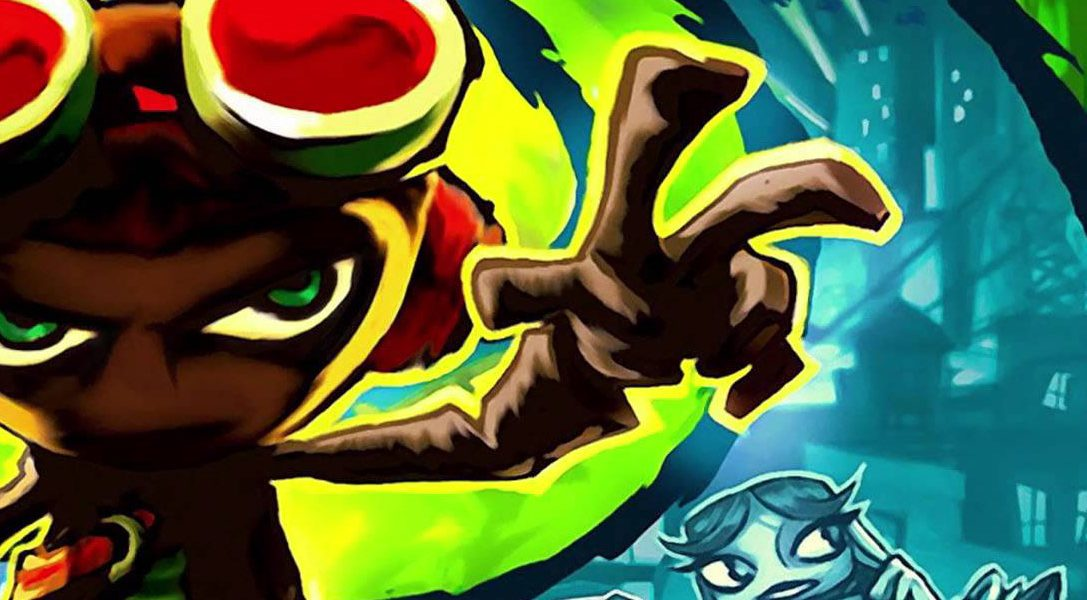 Classic Psychonauts comes to PS4 this Spring
