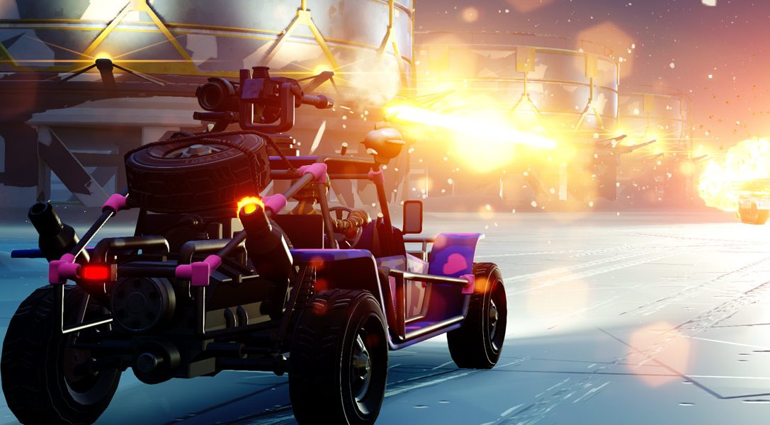 New on PlayStation Store: Amplitude, Hardware: Rivals, World of Tanks beta, more