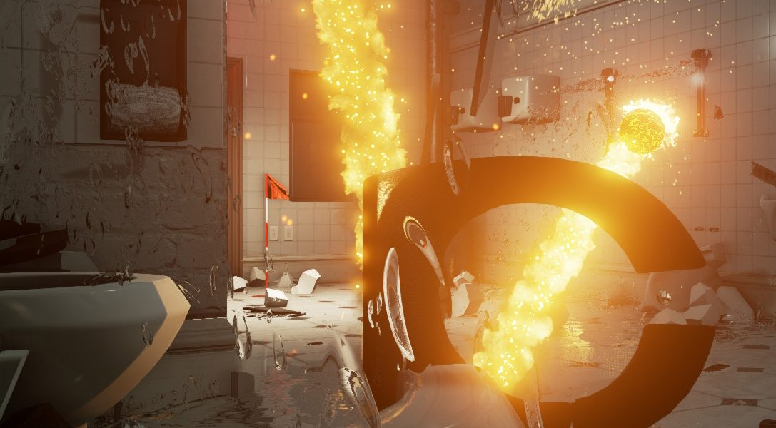 Former Burnout developers announce Dangerous Golf for PS4