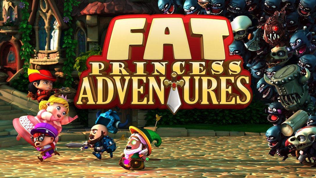 Fat Princess Adventures Updated Today With New Challenges